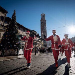 Melegatti Christmas Run - Corsa dei Babbi Natale