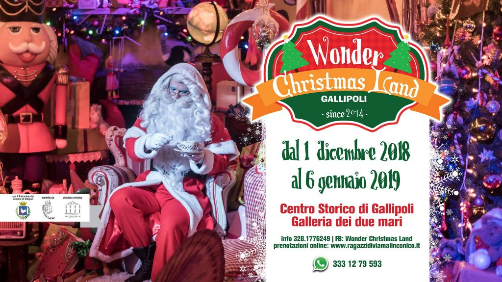 Wonder Christmas Land