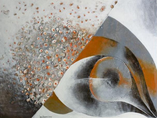 Forma, Segno e Colore - personale di Jana Zanoskar
