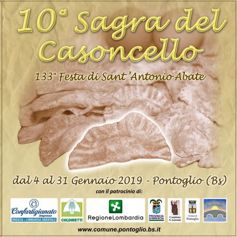 10° Sagra del Casoncello di Pontoglio