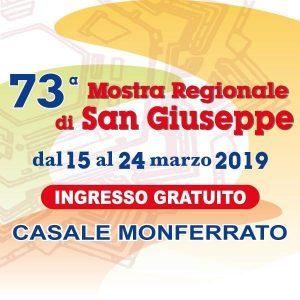 73° Mostra Regionale di San Giuseppe