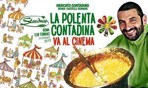 La Polenta Contadina va al Cinema!