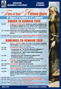 Sagra della Polenta e dei Zampitti - IV edizione