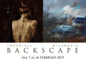 Fabio Imperiale e Kristina Milakovic - BackScape