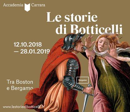 Le Storie di Botticcelli fra Boston e Bergamo