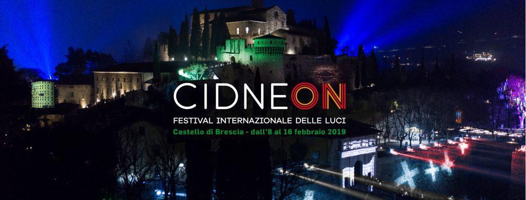 CidneOn - Festival Internazionale delle Luci