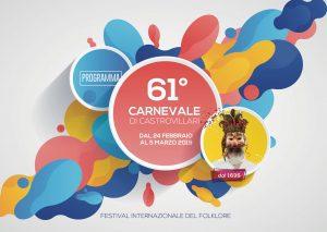 Carnevale di Castrovillari - 61° edizione