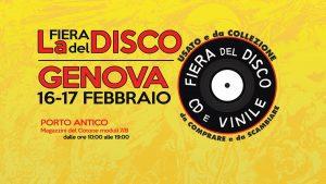 16° Fiera del Disco di Genova