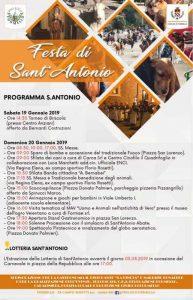 Festa di Sant'Antonio a Formello