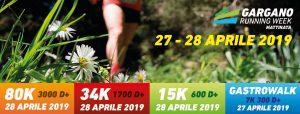 Gargano Running & Trekking Week 2019