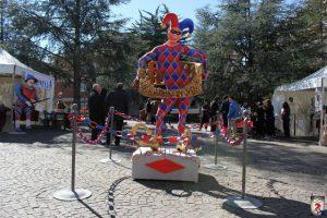 Carnevale di Larino - Sfilata Giganti di Cartapesta