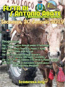 Festa di Sant'Antonio Abate a Leonessa