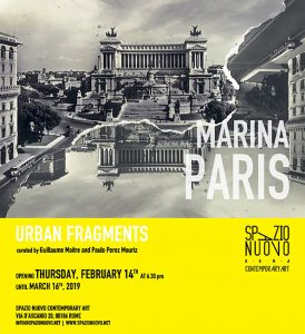 Marina Paris - Urban Fragments