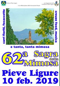 Sagra della Mimosa - 62° edizione