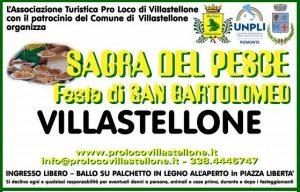 Sagra del Pesce - Festa di San Bartolomeo