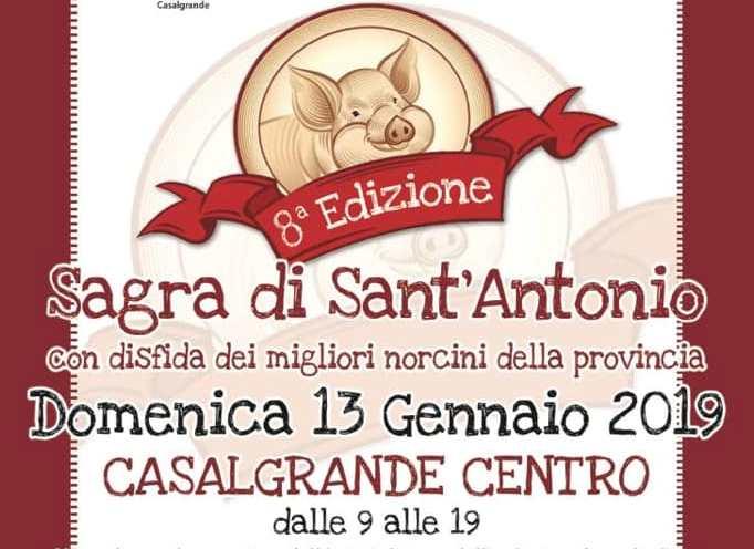 Sagra di S. Antonio con Cicciolata - 8° edizione