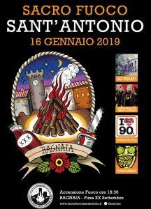Il Focarone di Bagnaia - Sacro Fuoco di Sant'Antonio