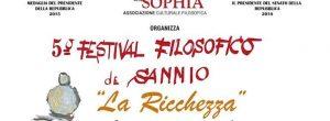 5° Festival Filosofico del Sannio