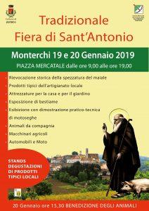 Fiera di Sant'Antonio a Monterchi