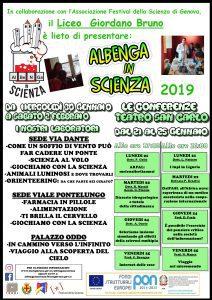 Albenga in Scienza - III edizione