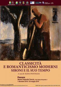 Classicità e Romanticismo Moderni. Sironi e il suo Tempo