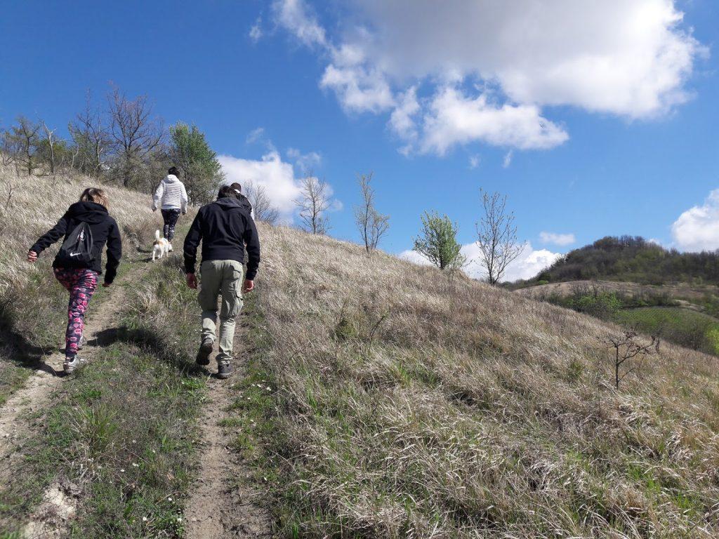Gastro-Trekking: camminata golosa di primavera