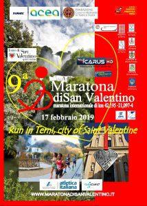 Maratona di San Valentino - 9° edizione
