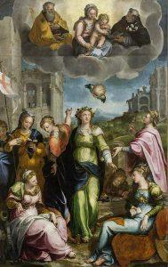 Bottega, Scuola, Accademia. La Pittura a Verona