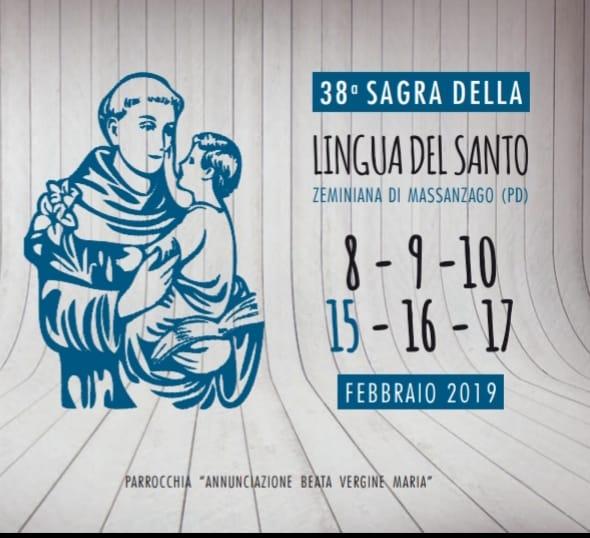 Sagra della Lingua del Santo - 38° edizione