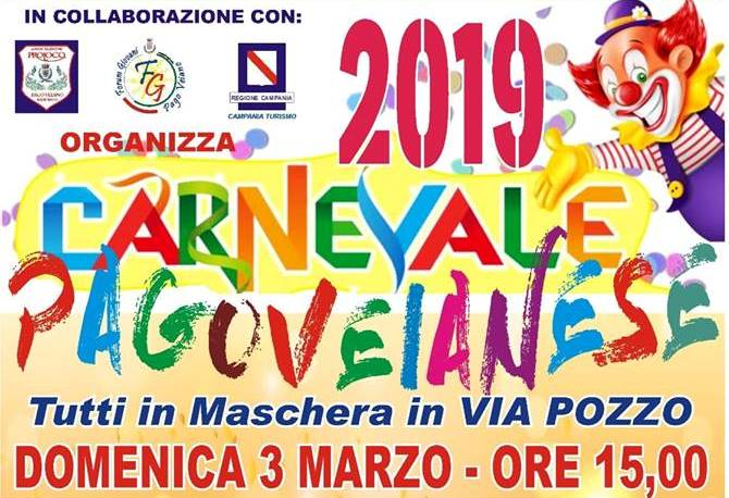 Carnevale Pagoveianese 2019