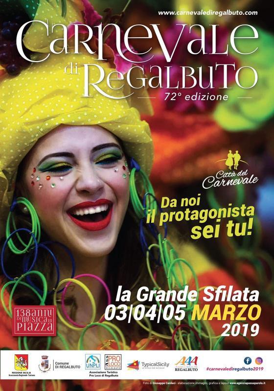 Carnevale di Regalbuto - 72° edizione