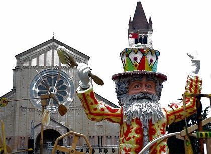 489° Bacanal del Gnoco - Villaggio del Carnevale