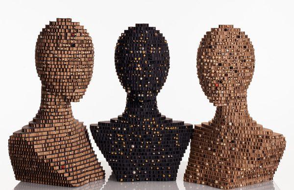 Sacra Sacrorum - le sculture di gioielli di Joseph Pace