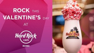 ROCK This Valentine's DAY at Hard Rock Café