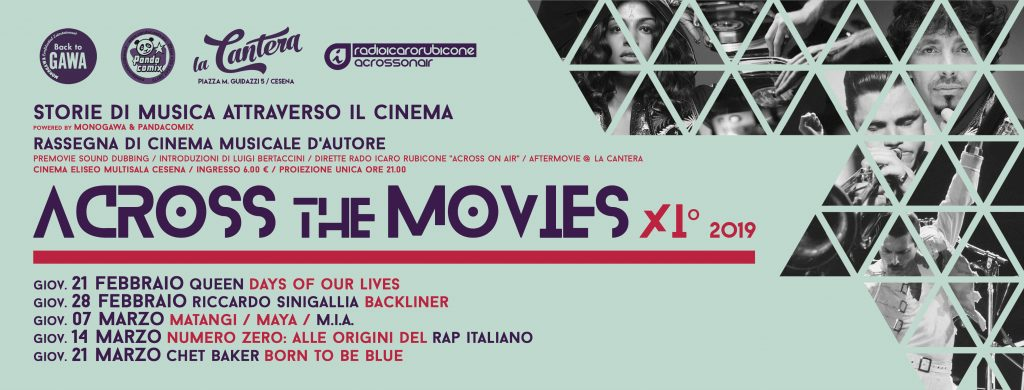 Across the Movies - 11° edizione