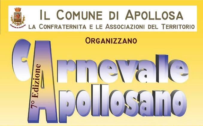 Carnevale Apollosano - 7° edizione