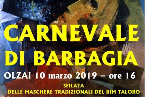 Carnevale di Barbagia - Sfilata del Bim Taloro