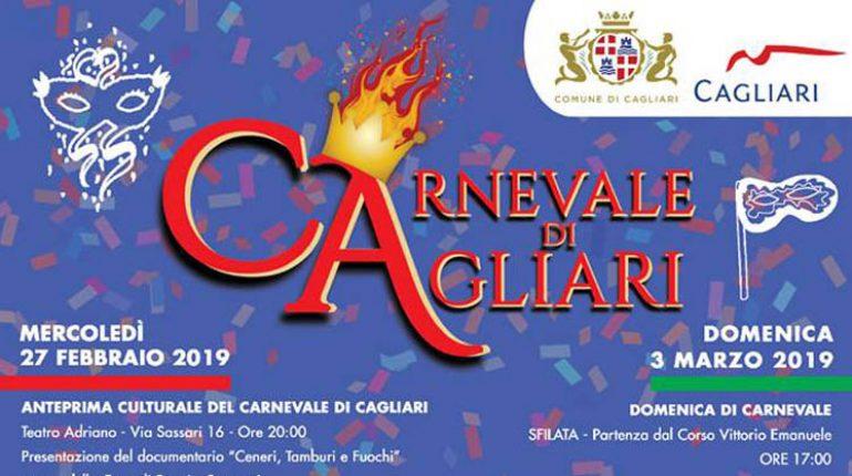 Carnevale di Cagliari 2019