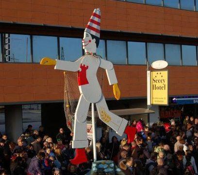 Carnevale a Mare 2019