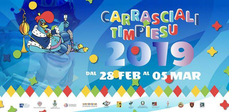 Lu Carrasciali Timpiesu - Carnevale Tempiese 2019
