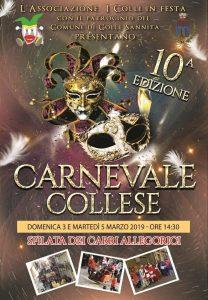 Carnevale Collese - 10° edizione
