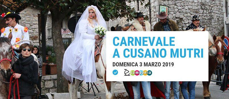 I Dodici Mesi - Carnevale a Cusano Mutri