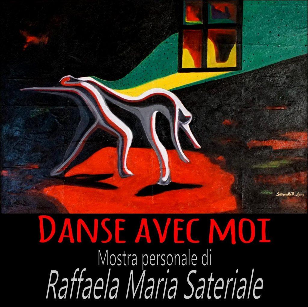 Raffaela Maria Sateriale - Danse avec Moi