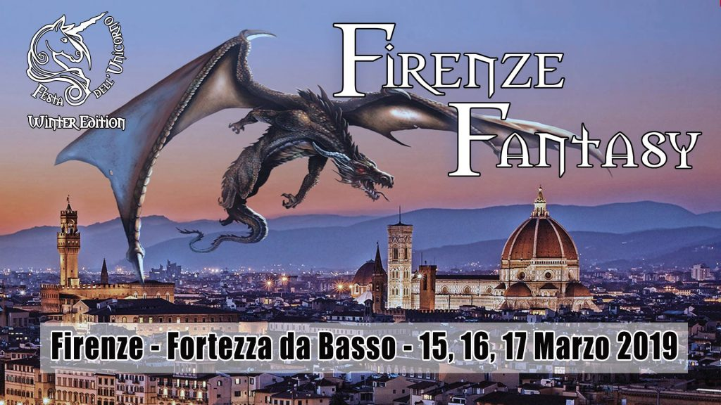 Firenze Fantasy - Festa dell'Unicorno Winter Edition