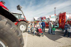 38° Fiera Nazionale della Meccanizzazione Agricola