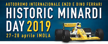 Historic Minardi Day 2019