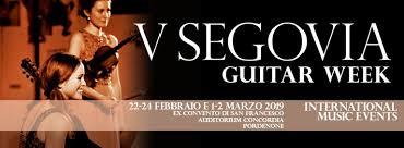 Segovia Guitar Week - 5° edizione