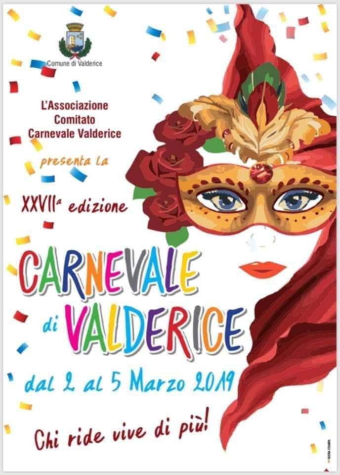 Carnevale di Valderice - 17° edizione