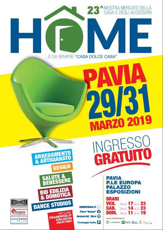HOME 2019 – Fiera Mercato della Casa e degli Accessori
