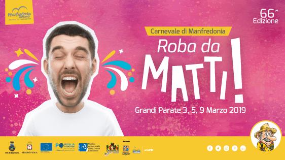 Carnevale di Manfredonia - 66° edizione